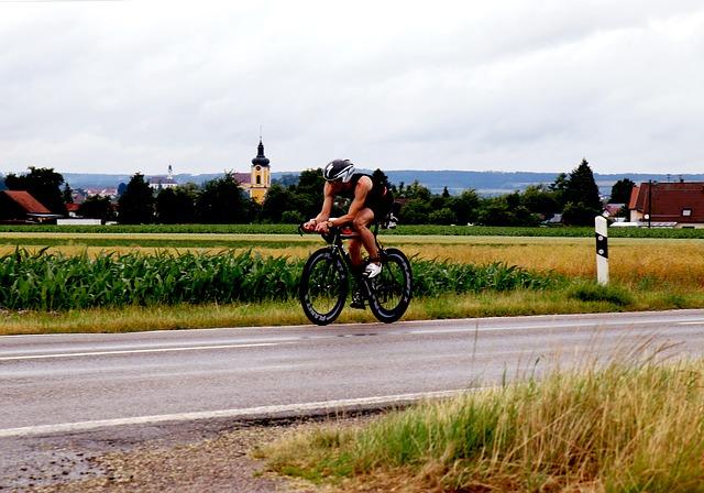 triathlon fahrrad